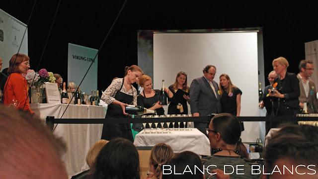 Grand Champagne Challenge -finaali - www.blancdeblancs.fi