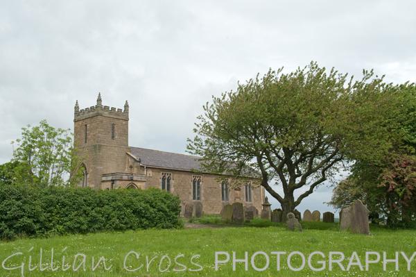 St Mary's, Horton 01