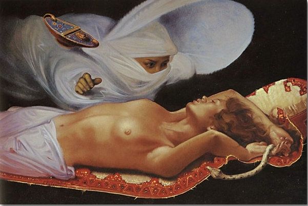 Alfio Presotto surrealista-Tutt'Art @
