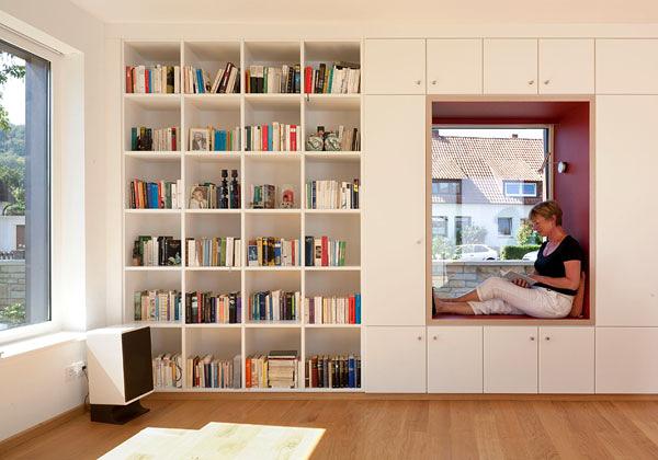Daldisegnoaldesign nicchie e piccoli volumi da riscoprire - Librerie di design per casa ...