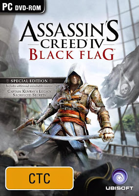 ASSASSINS CREED IV BLACK FLAG |SPECIAL EDITION – CRACKED
