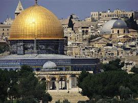 Jerusalém,que bonita és...