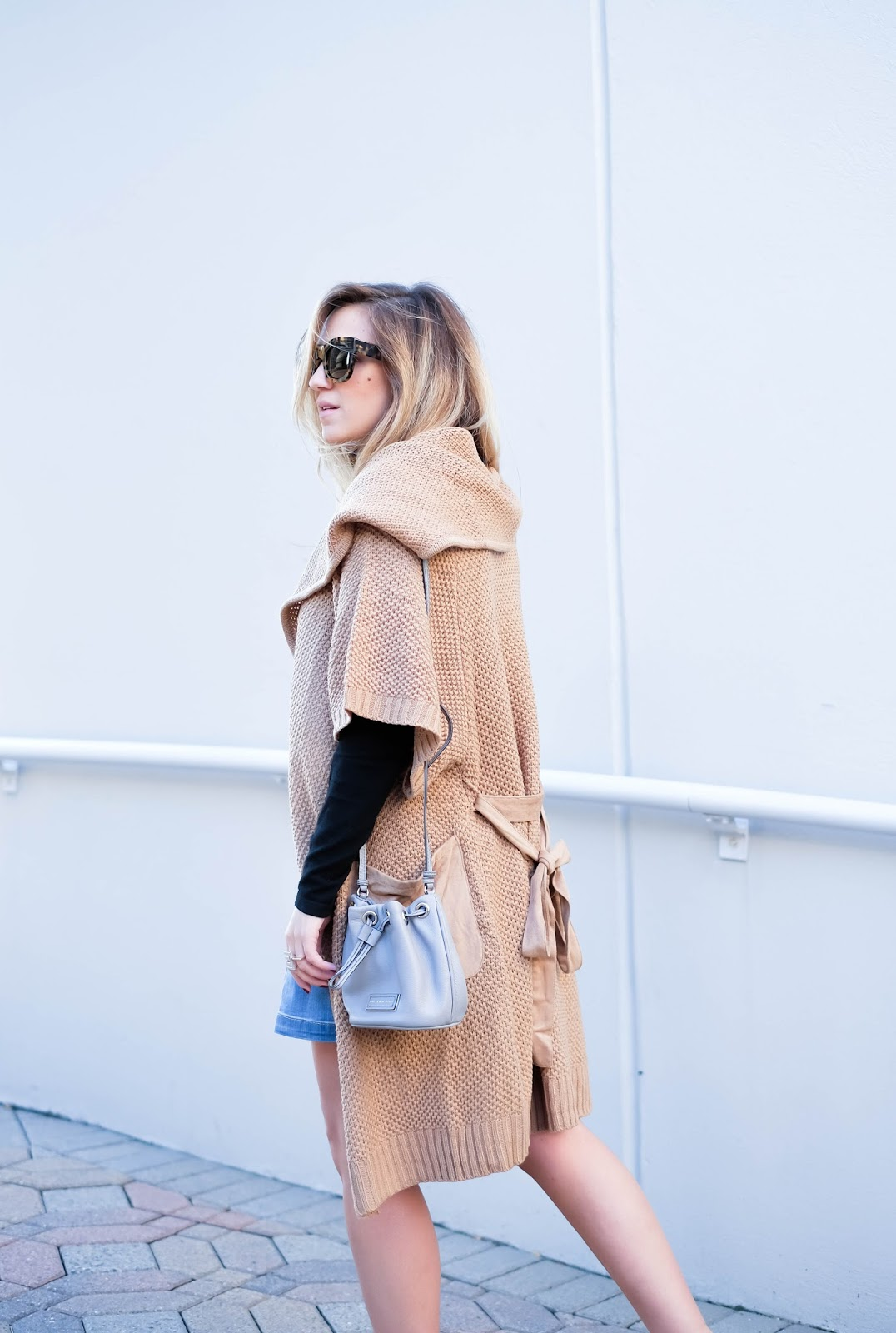 soho, Jennifer Hudson, jeans, new york company, denim, button, skirt, outfit