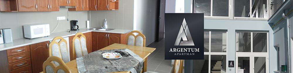 Argentum Apartman Győr