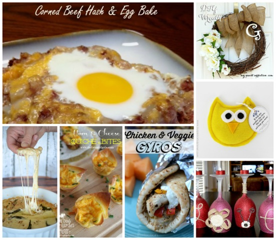 Freedom Fridays with All My Bloggy Friends #63 {Features}  #AnythingGoes #LinkParty www.withablast.net