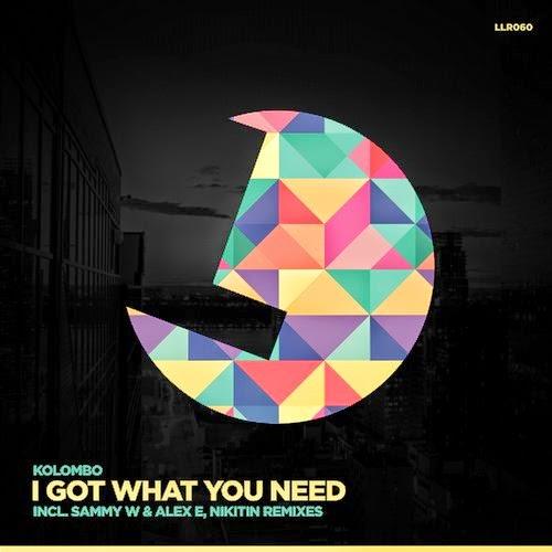Kolombo - I Got What U Need