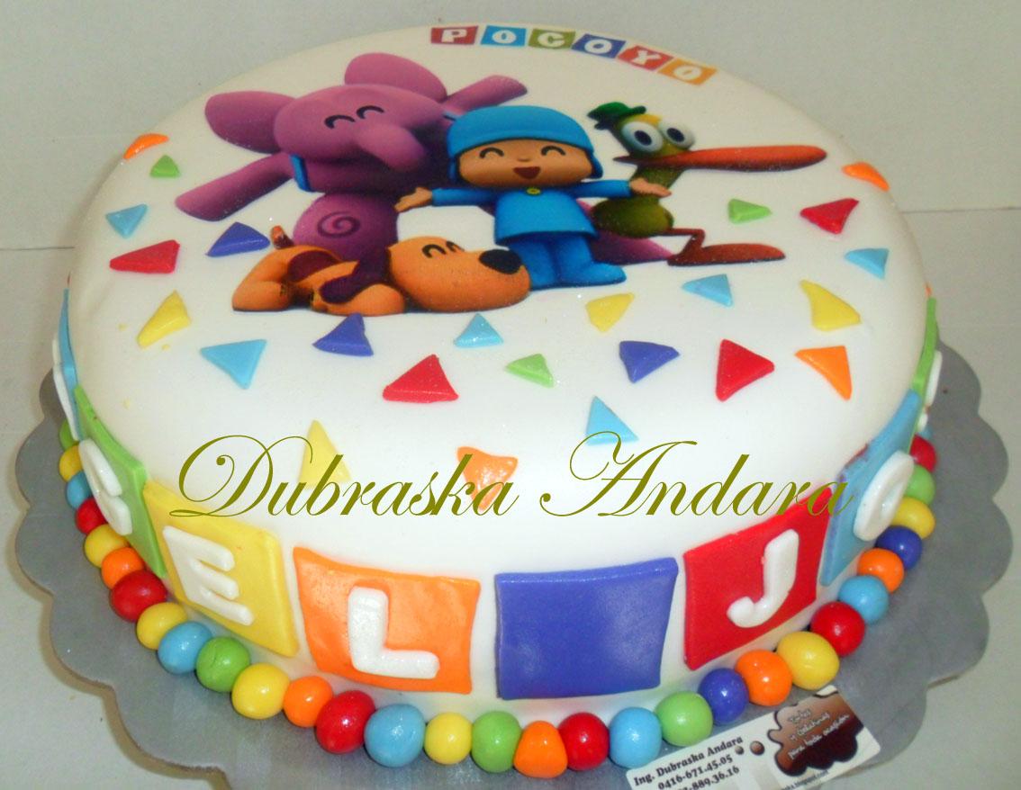 Tortas de Cumpleaños para niños... | Mis bellas Tortas...