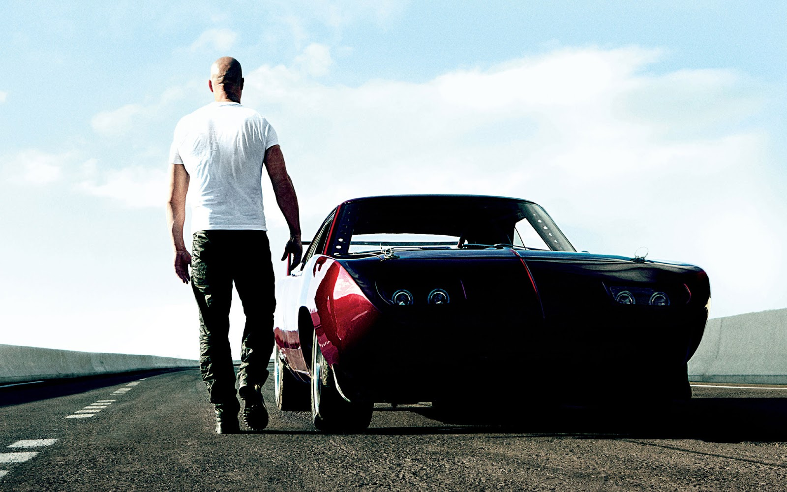 picture of vin diesel in fast & furious 6 ~ full hd wallpapers
