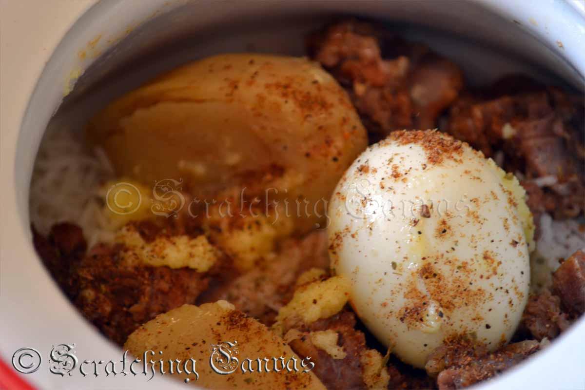 Kolkata style mutton biryani step by step recipe bengali biryani recipe forumfinder Images