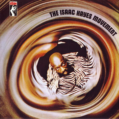 Isaac Hayes - The Isaac Hayes Movement 1970 (USA, Soul, Funk)