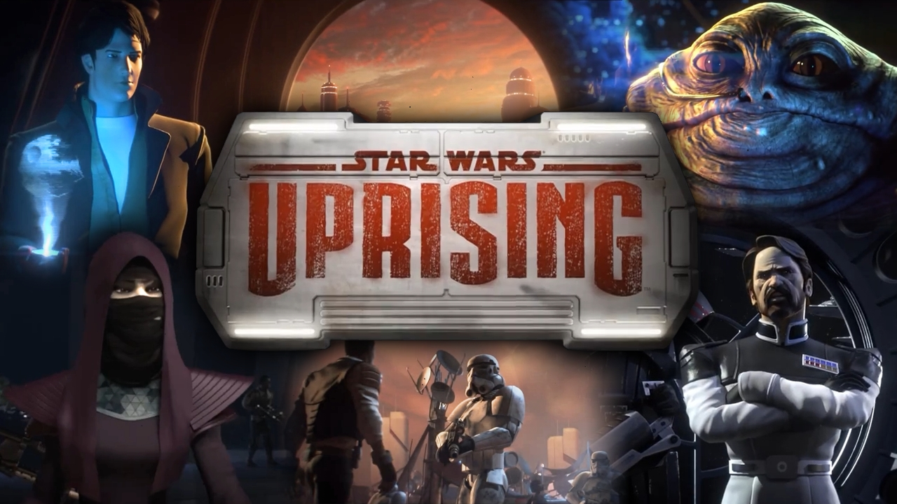 Star Wars Uprising Gameplay IOS / Android