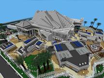 Minecraft PE World Map