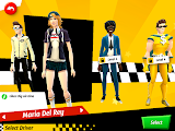 Crazy Taxi: City Rush Pick A Character