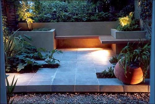 Tips Garden Decorating a Land Minimalist