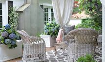 Create Rustic Cottage Charm Patio - French