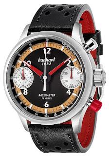 Montre Hanhart Pioneer Racemaster GTF Flyback référence 738.630-001