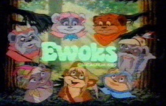 Ewoks (1985 - 1986)