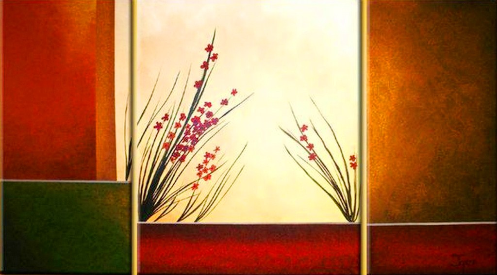 Pinturas cuadros lienzos cuadros abstractos minimalistas for Imagenes de cuadros abstractos faciles de hacer