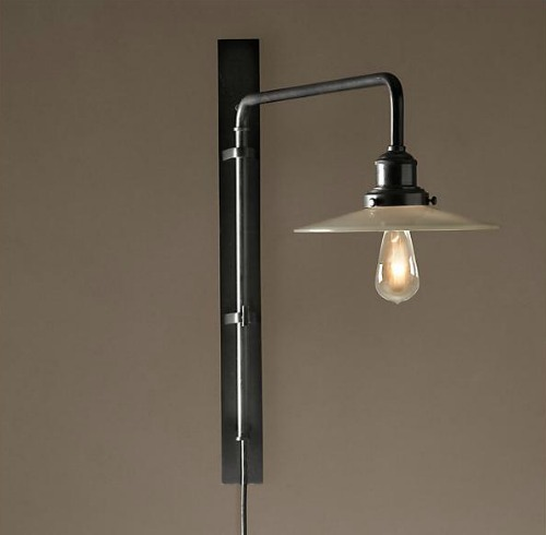 Wall Sconce Lighting Images : Prairie Perch: Top Swing-Arm Sconces