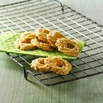 Resep Parmesan Celery Cookies
