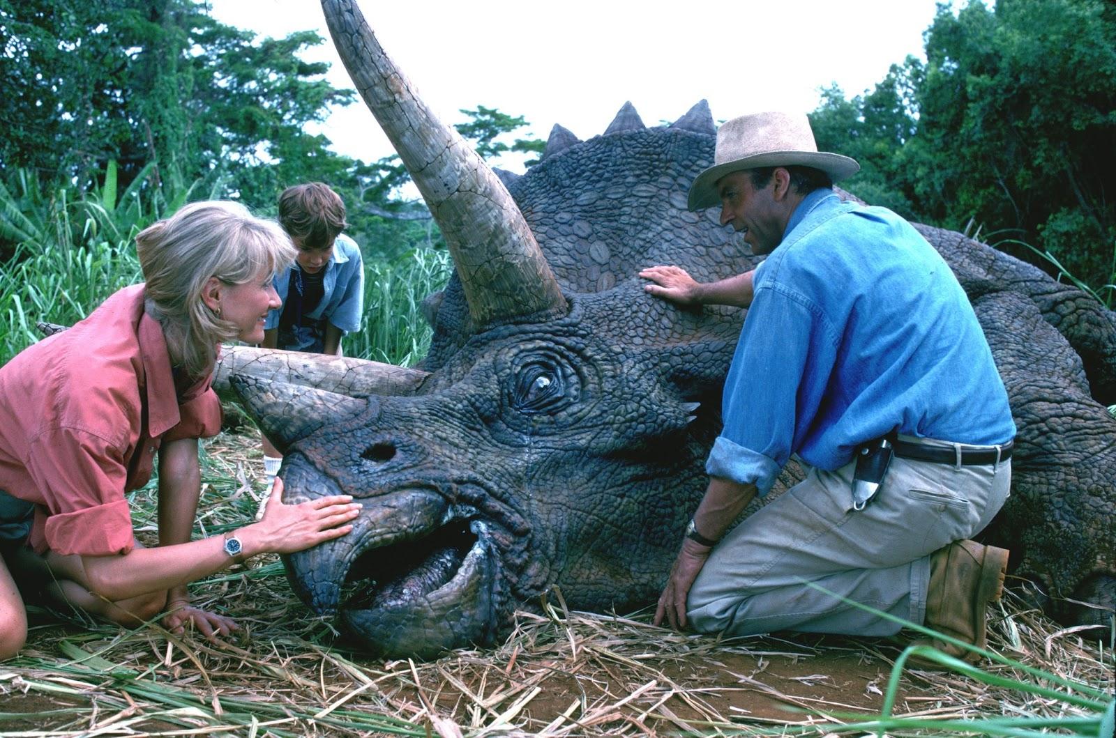 Jurassic Park 3D - (2013)
