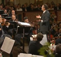 classical concert video