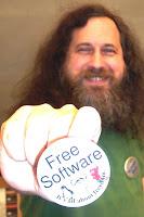 Richard Stallman acaba de salir del hospital