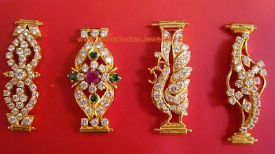 latest gold mugappu designs