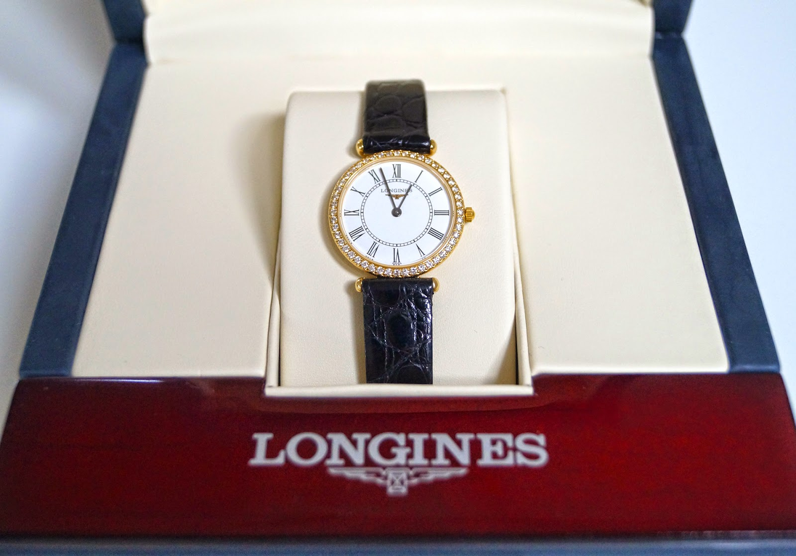 watch longines