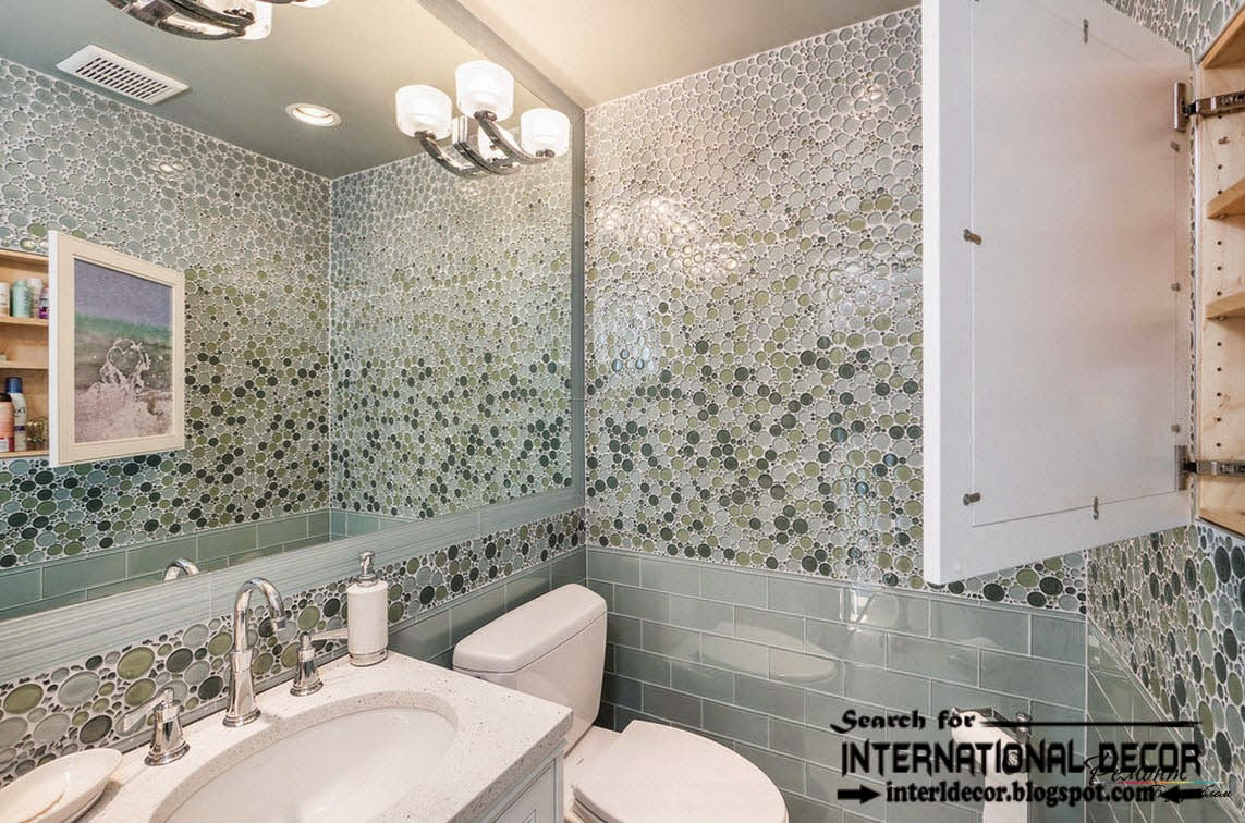 modern bathroom tiles designs ideas patterned wall tiles for bathroom - Modern Bathroom Tile Designs