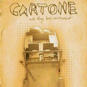 """ CARTONE""Η καθημερινή σας διασκέδαση στο Γκάζι"