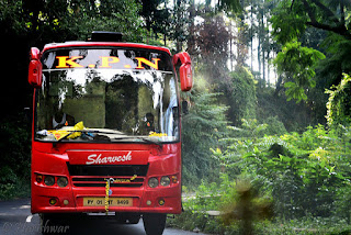 munnar to chennai return bus timing and details,