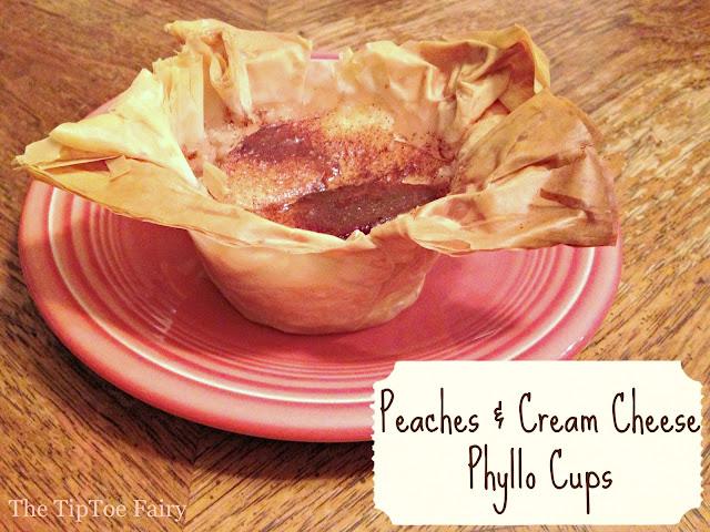 Phyllo Cups With Cappuccino Cream Recipe — Dishmaps