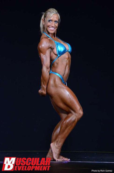 Cynthia Colon Female Muscle Bodybuilding Blog Muscular Development