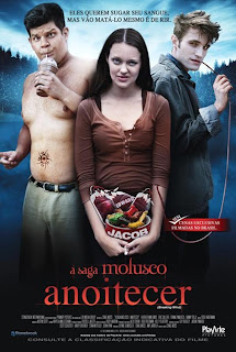 Download A Saga Molusco Anoitecer DVDRip AVI Dual Áudio + RMVB Dublado