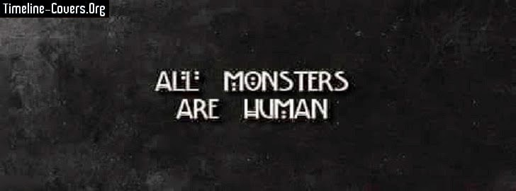 All Monsters Are Human Fb Cover