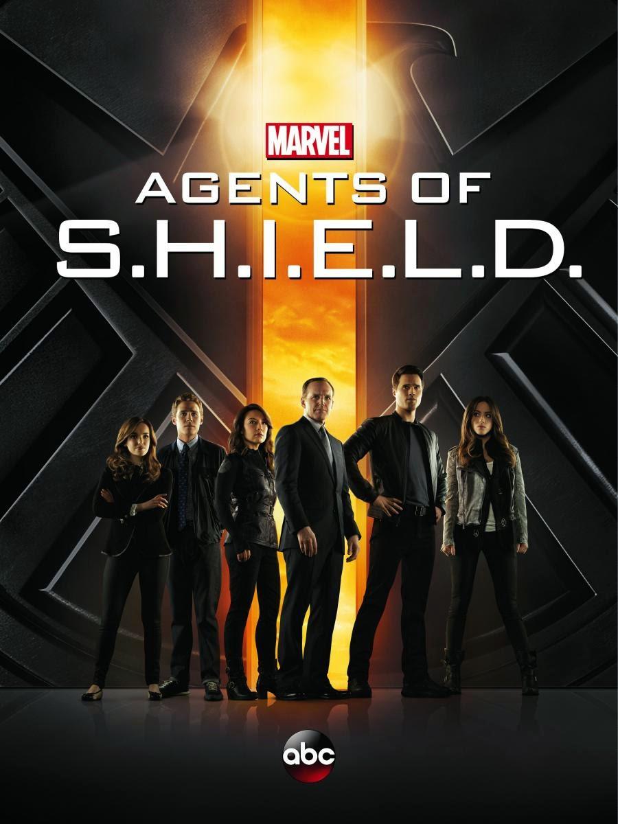 agentes de shield, shield, agente coulson, el zorro con gafas, marvel
