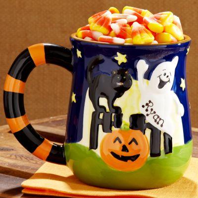 Fashion And Art Trend Halloween Mugs