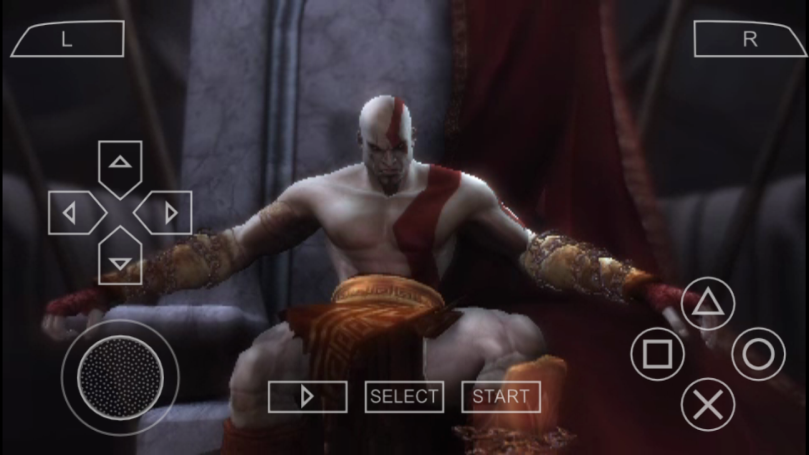 download god of war ghost of sparta for ppsspp android