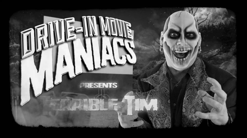 Drive-In Movie Maniacs Shown on BTV