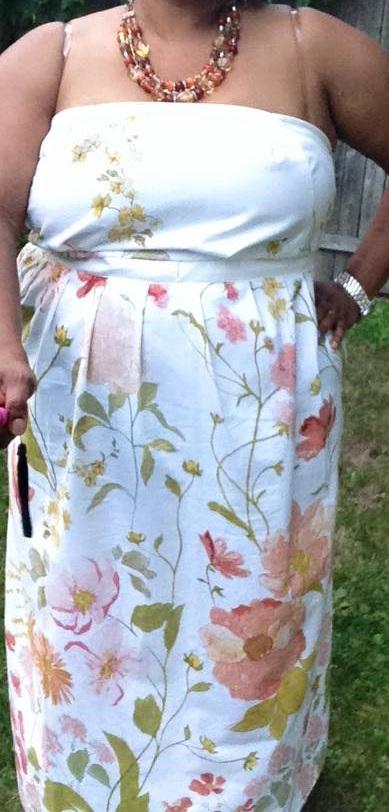Shower Curtain Dress 2