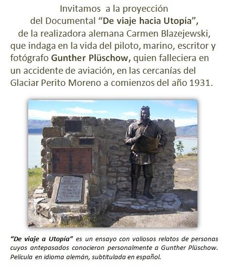 Sobre el pionero Gunther Plüschow