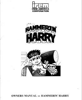 Hammerin ` Harry (Versión Original Arcade) en 1 link !!! + Otras