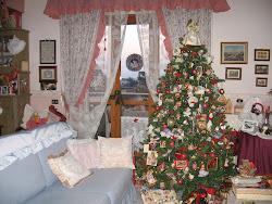 il mio albero di natale 2008