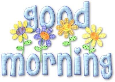 Ucapan selamat pagi buat sahabat selamat datang matahari pagi biarlah
