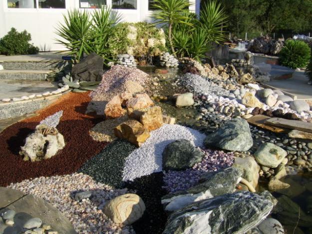 pedras jardins pequenos : pedras jardins pequenos:Caminho das Pedras Paisagismo : Decoração de Jardins com Pedras