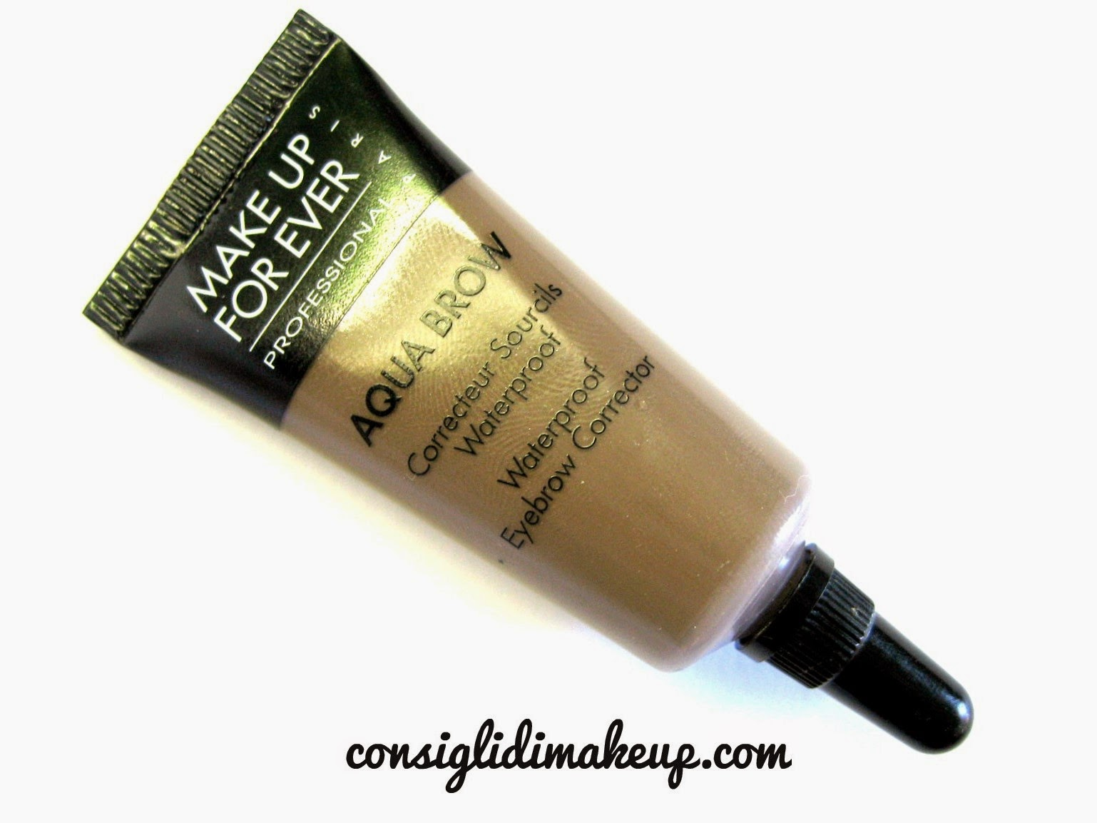 review aqua brow mufe