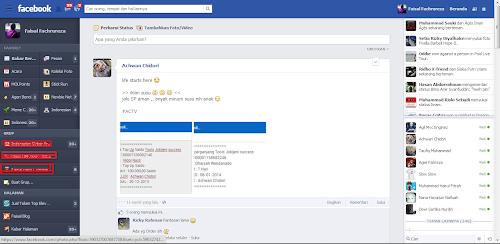Cara Mengganti Tema Facebook Menjadi Keren