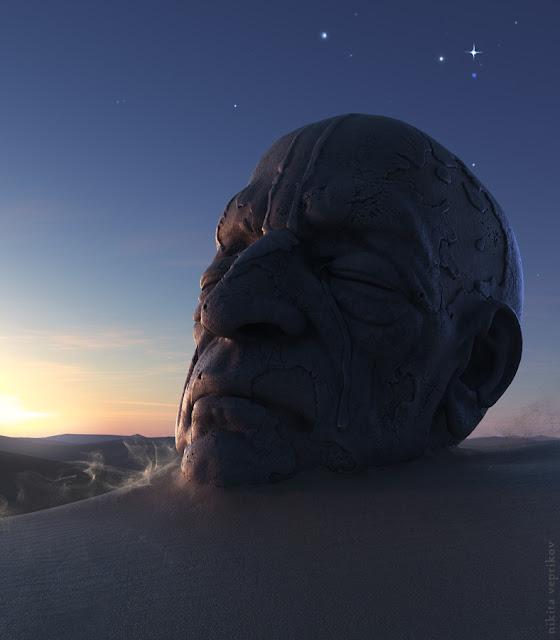Awesome 3D Artwork By Veprikov