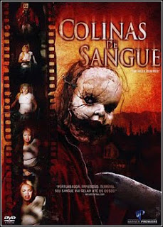 Download Colinas de Sangue DVDRip AVI Dual Áudio